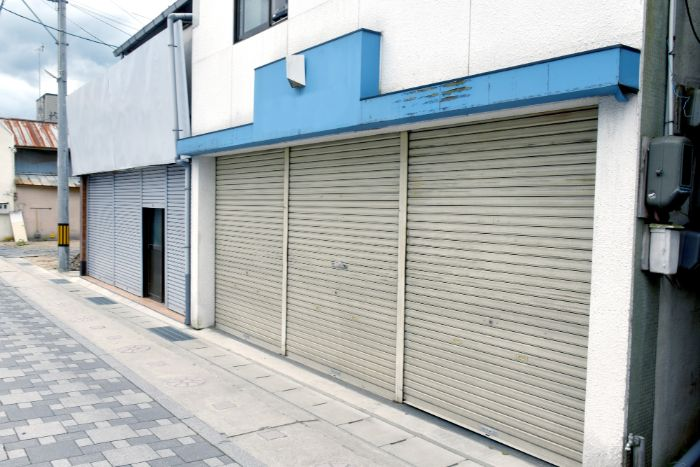 調剤薬局の閉店のイメージ